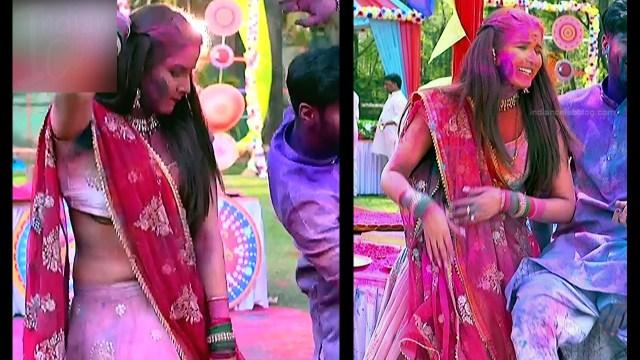 Jasmin Bhasin hindi serial actress Dil SDTS1 14 hot lehenga pics
