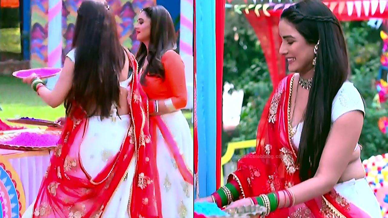 Jasmin Bhasin hindi serial actress Dil SDTS1 5 hot lehenga pics