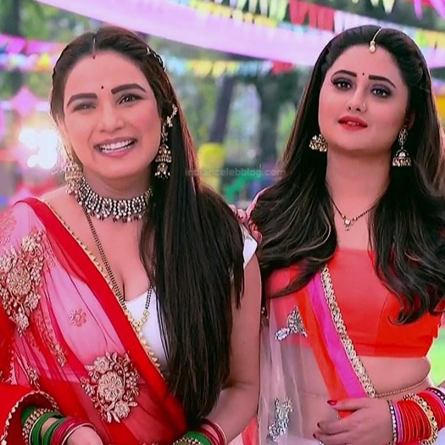 Jasmin Bhasin hindi serial actress Dil SDTS1 8 hot lehenga caps