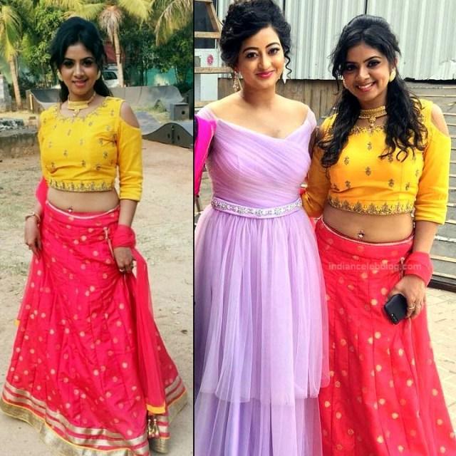 Lasya Nagaraj Kannada actress CTS2 3 hot pics