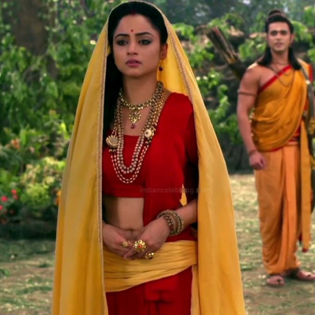 Madirakshi mundle hindi tv actress CTS2 4 siya ke ram photo