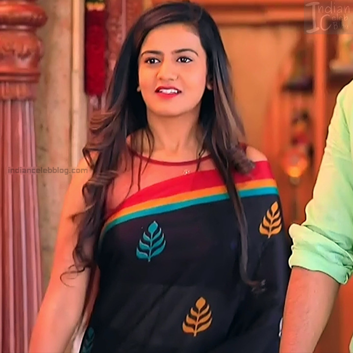 Namratha gowda kannada tv actress Putta GMS1 14 hot sari photo