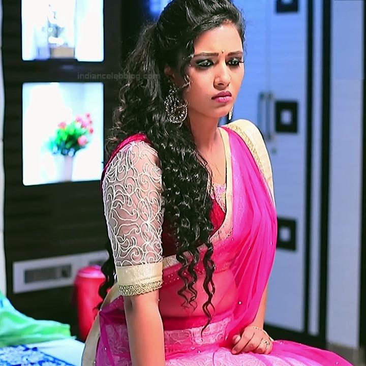 Neha Gowda Kannada tv actress Lakshmi BS1 8 hot lehenga photo
