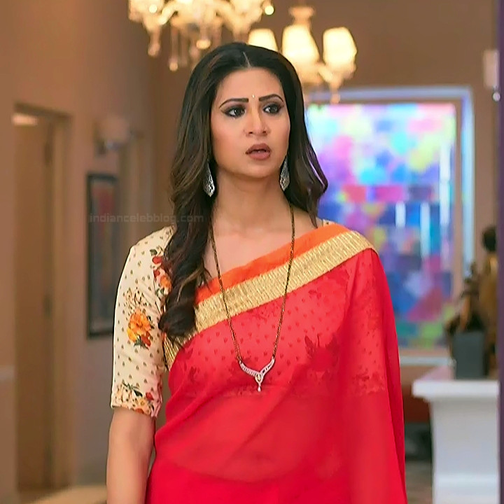 Parineeta borthakur hindi tv actress Bepannah S1 18 hot saree photo
