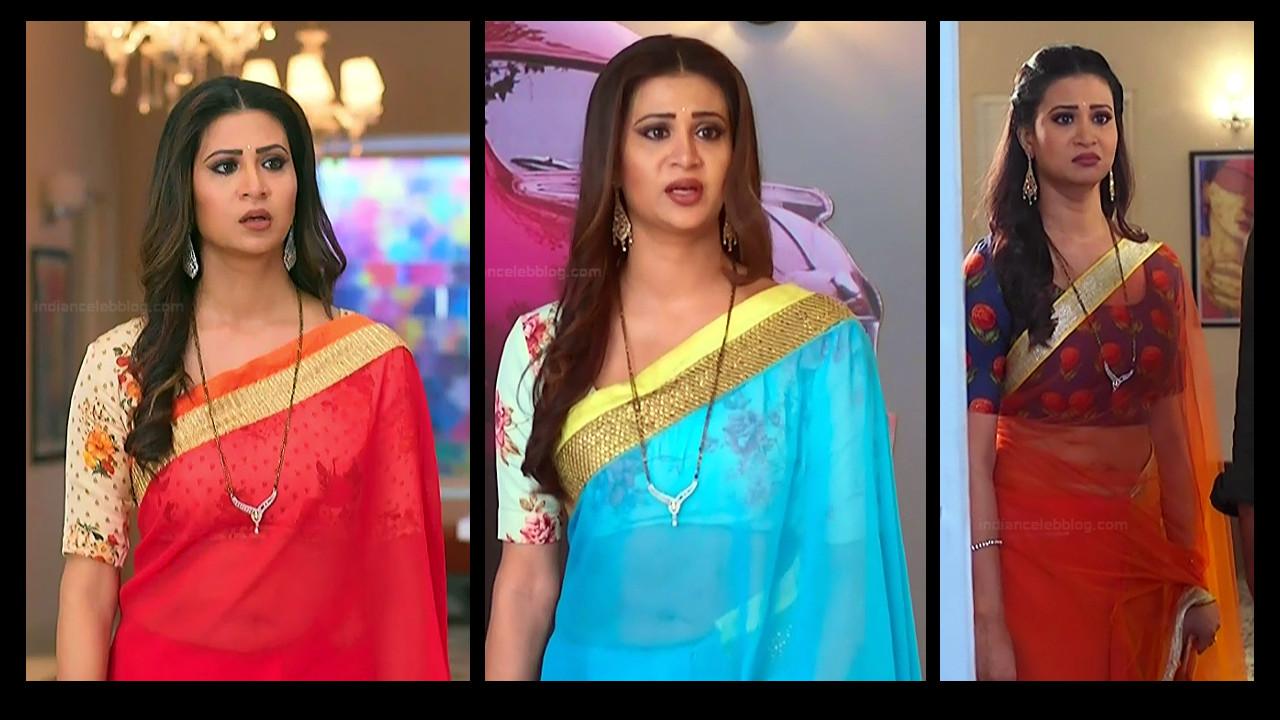 Parineeta Borthakur hindi tv hot saree navel Caps