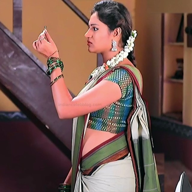 Ranjani raghavan kannada tv actress Putta GMS3 2 hot saree photo