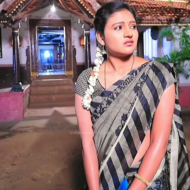 Ranjani raghavan kannada tv actress Putta GMS3 3 hot saree photo