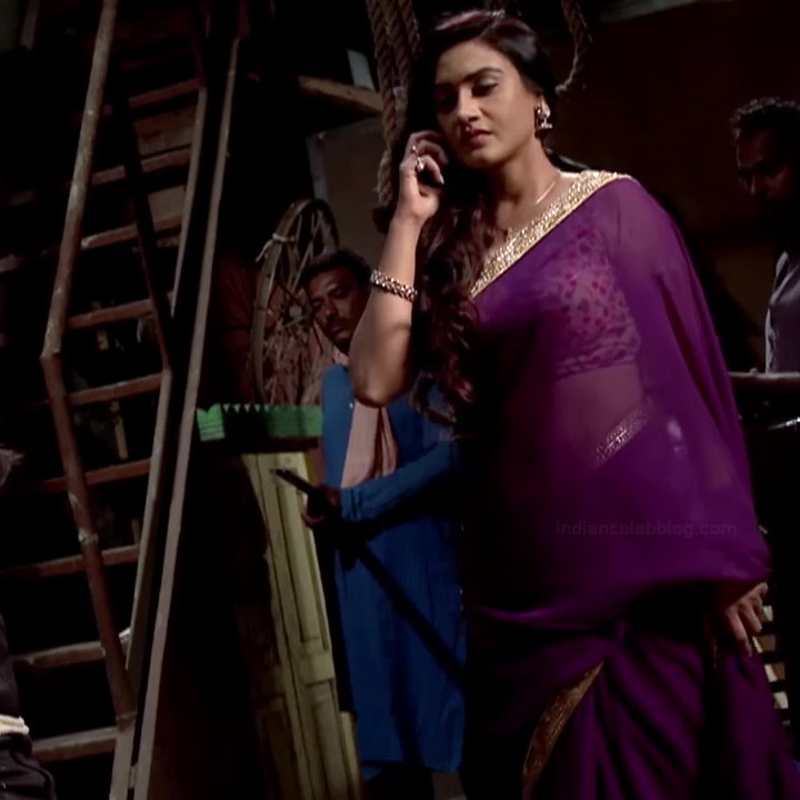 Rati pandey hindi tv actress begusarai S1 18 saree pic