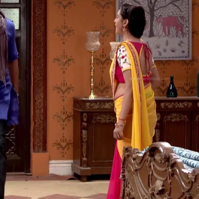 Rati pandey hindi tv actress begusarai S1 4 sari photo
