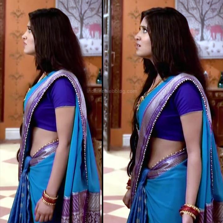 Shivangi Joshi hindi tv actress Begusarai S1 7 hot saree pics