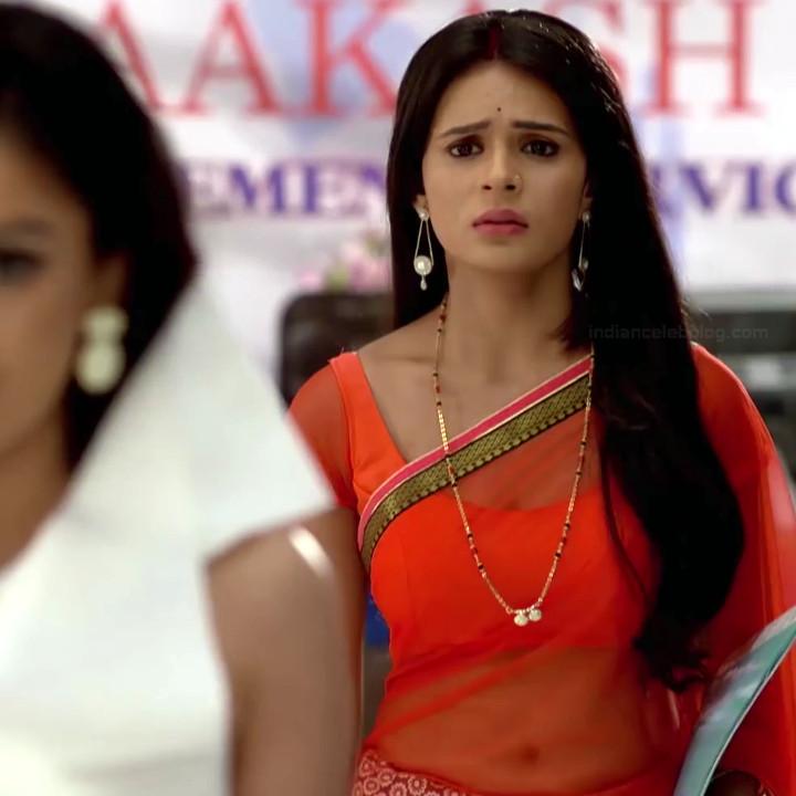 Sonal Vengurlekar hindi tv celeb 8 hot saree caps