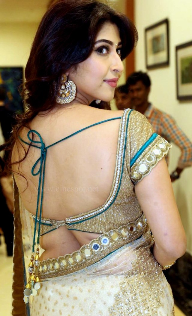 Sonarika Bhadoria hindi tv actress Event CTS3 1 hot sari photo