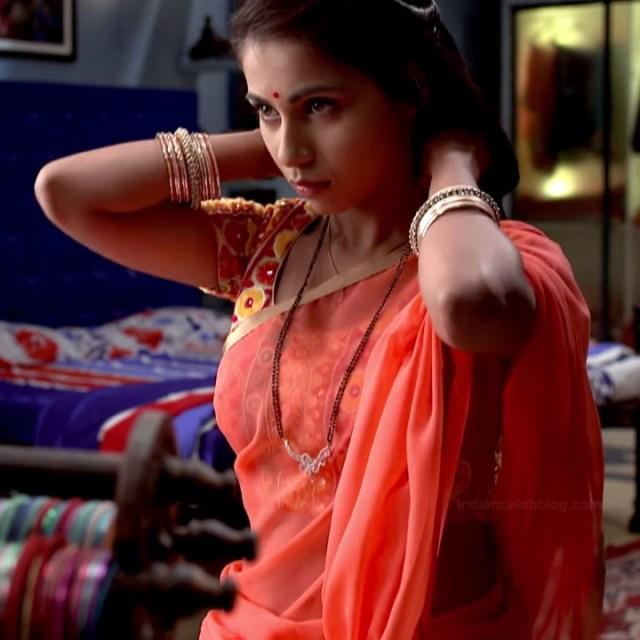 Veebha anand hindi tv actress begusarai S1 7 hot saree photo