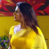 Malavika wales tamil tv actress Nandini S1 2 hot sari photo