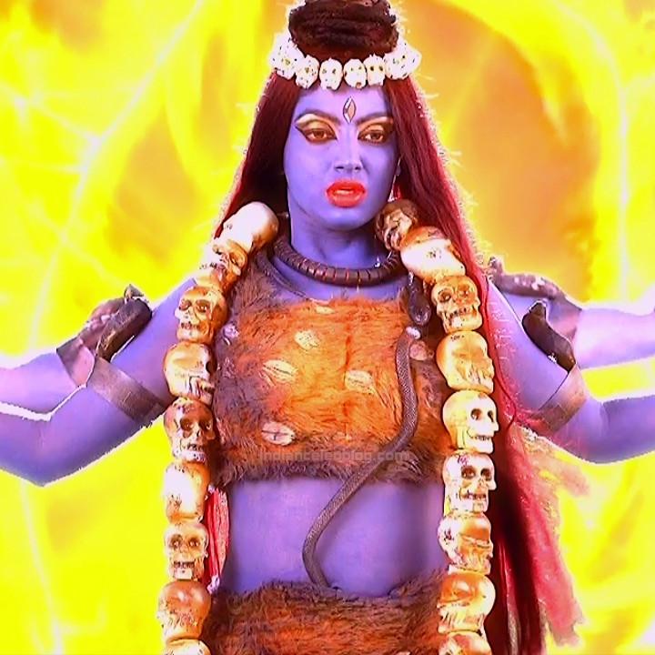 Akansha puri hindi tv actress Vighnaharta GS2 1 Adi parashakti photo