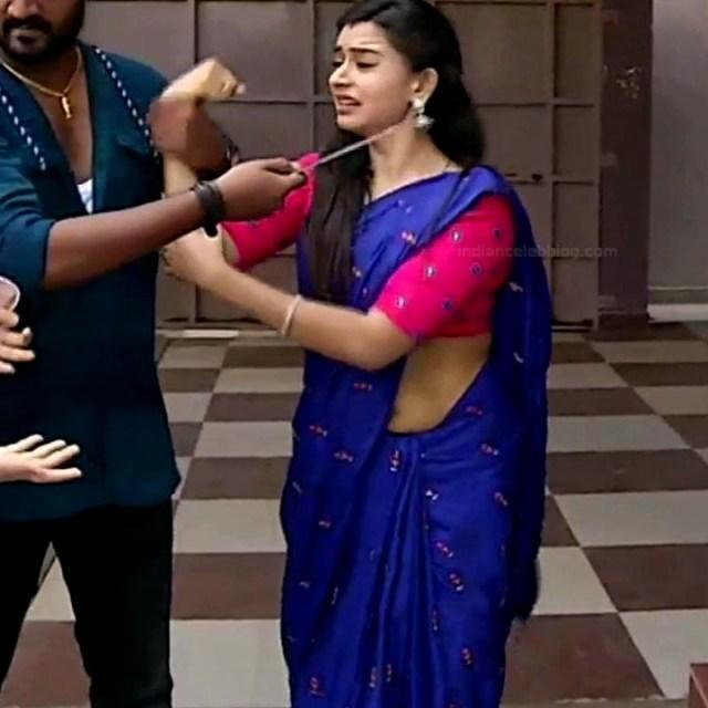 Divya ganesh tamil serial actress sumangali S4 13 saree photo