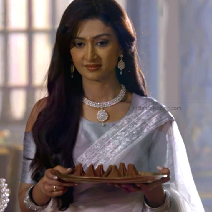 Farnaz shetty hindi tv actress Siddhi VS1 10 hot saree photo
