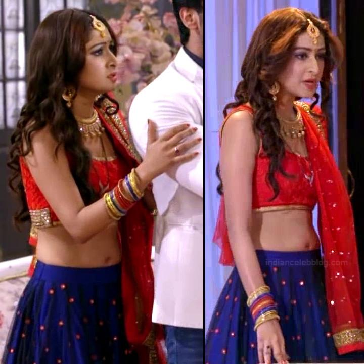 Farnaz shetty hindi tv actress Siddhi VS1 15 hot lehenga pics