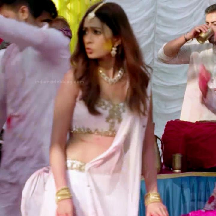 Farnaz shetty hindi tv actress Siddhi VS1 2 hot lehenga caps