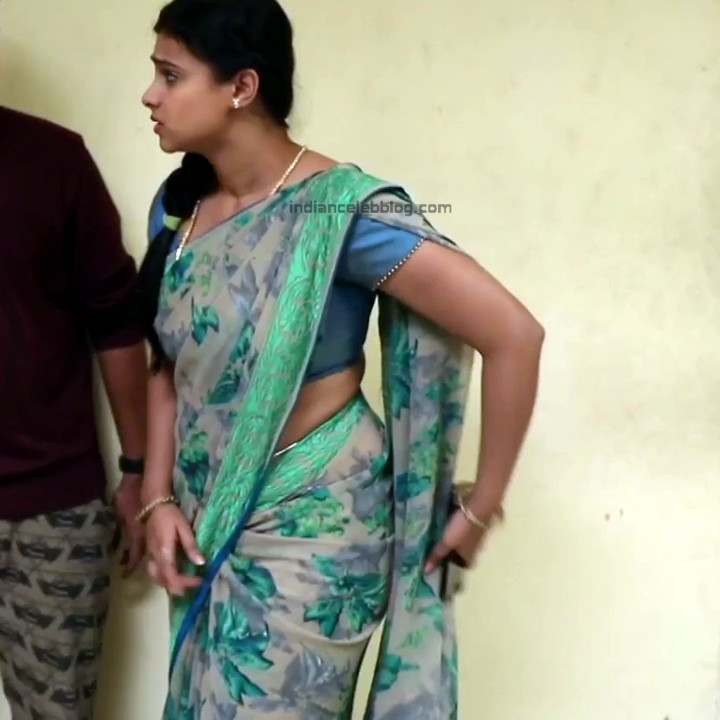 Kavitha tamil tv actress Neeli S1 13 hot saree photo