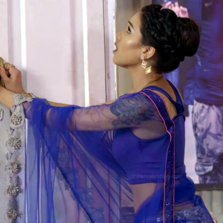 Priyanka bora hindi tv actress Siddhi VS1 4 hot saree photo