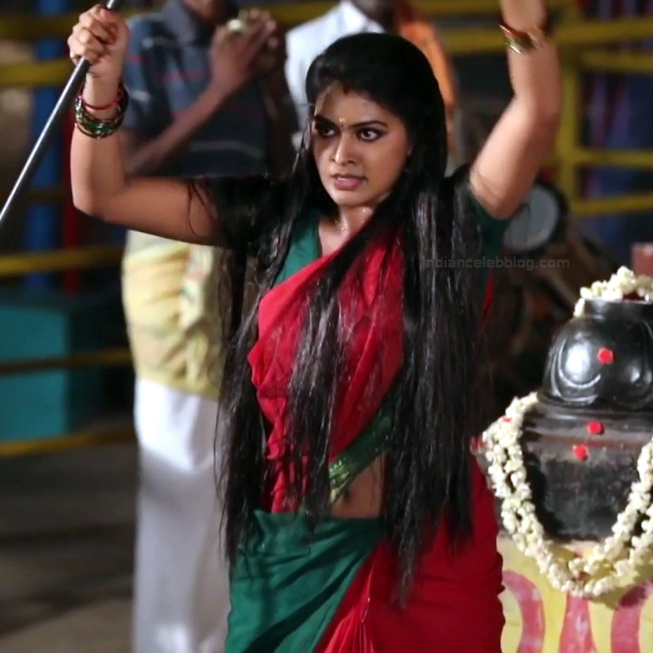 Rachitha mahalakshmi tamil tv actress saravanan MS2 12 sari photo