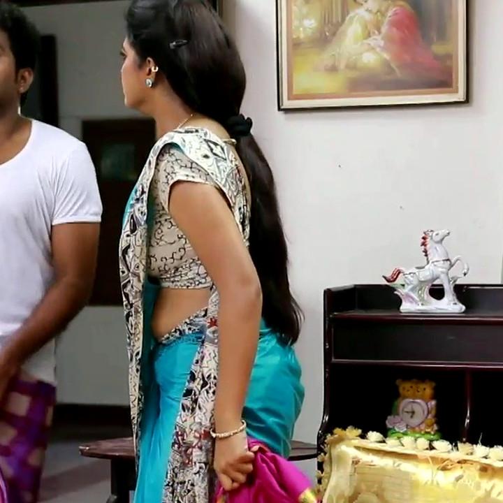 Rachitha mahalakshmi tamil tv actress saravanan MS2 18 saree pics