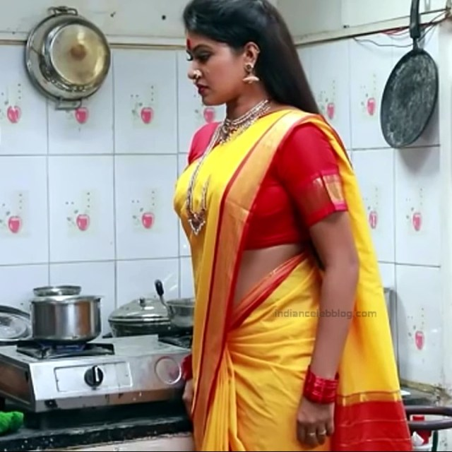Rachitha mahalakshmi tamil tv actress saravanan MS2 22 saree photo