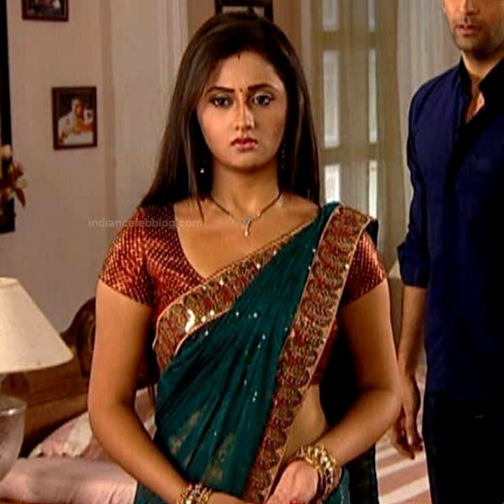 Rashami Desai hindi tv actress Uttaran S1 12 sari photo