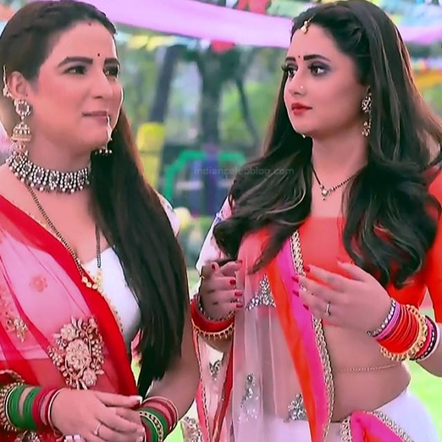 Rashmi Desai hindi tv actress Dil SDTS1 5 lehenga photo
