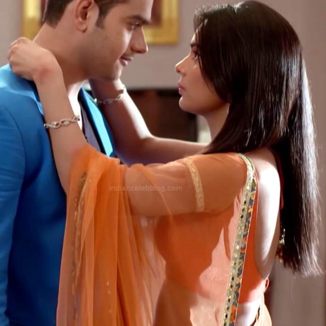 Sonal vengurlekar hindi tv actress Yeh VRS10 12 hot saree photo