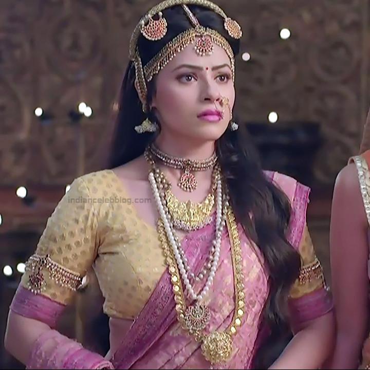 Sonia Sharma Hindi TV Celeb HD Caps From Tenali Rama