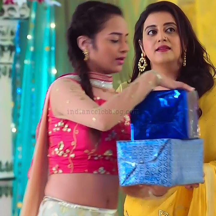 Aanchal goswami hindi TV actress Bepannah S1 6 lehehga pics