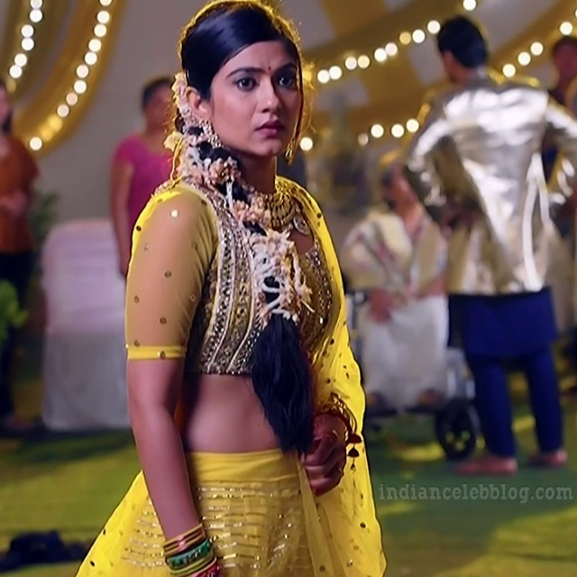 Aditi sharma hindi tv actress Silsila BS1 18 lehenga photo