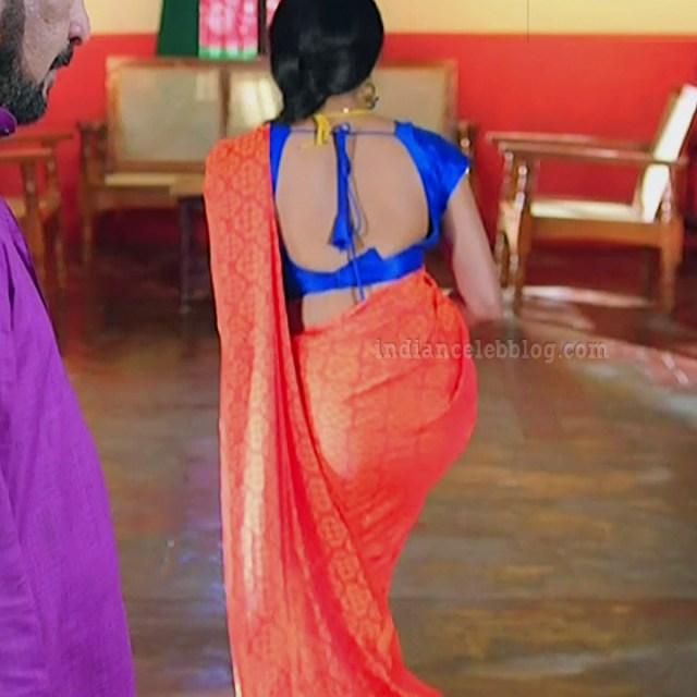Ayesha tamil TV actress Maya S1 15 hot sari caps