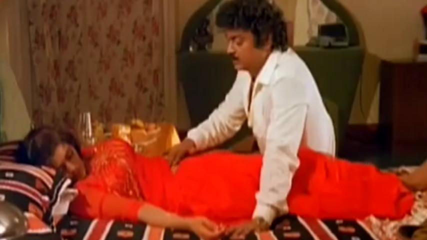 Banupriya hot navel massage scene