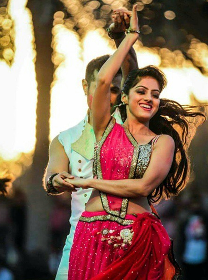 Deepika singh hindi TV actress CTS3 10 hot lehenga photo