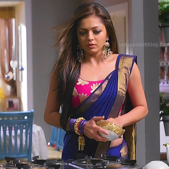 Drashti dhami hindi TV Silsila BRKS5 8 Sari photo