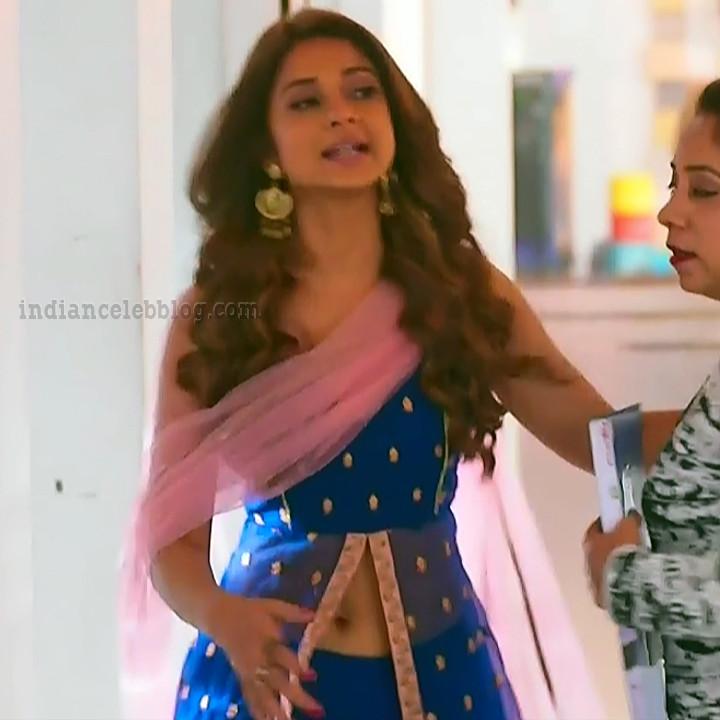 Jennifer winger hindi TV actress Bepanaah S1 8 hot gown caps