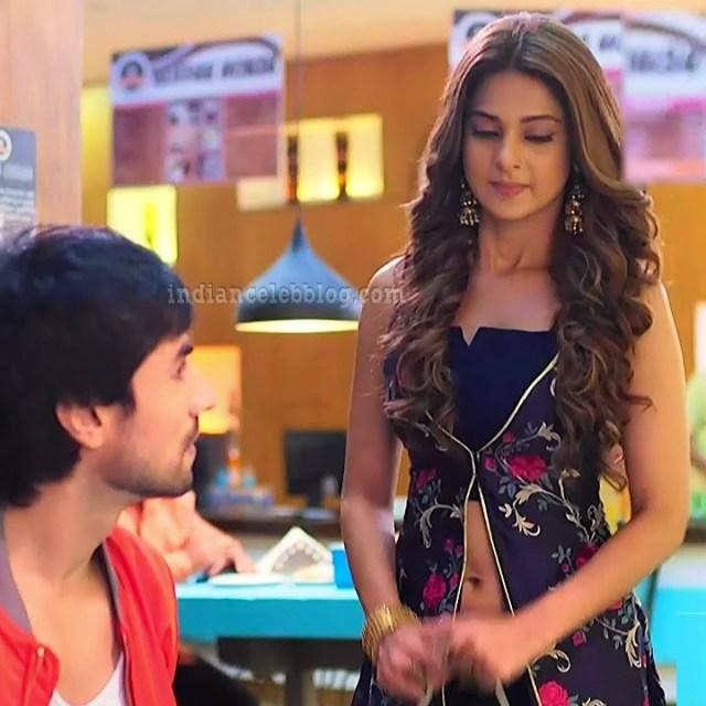 Jennifer winger hindi TV actress Bepannah S1 11 hot gown caps