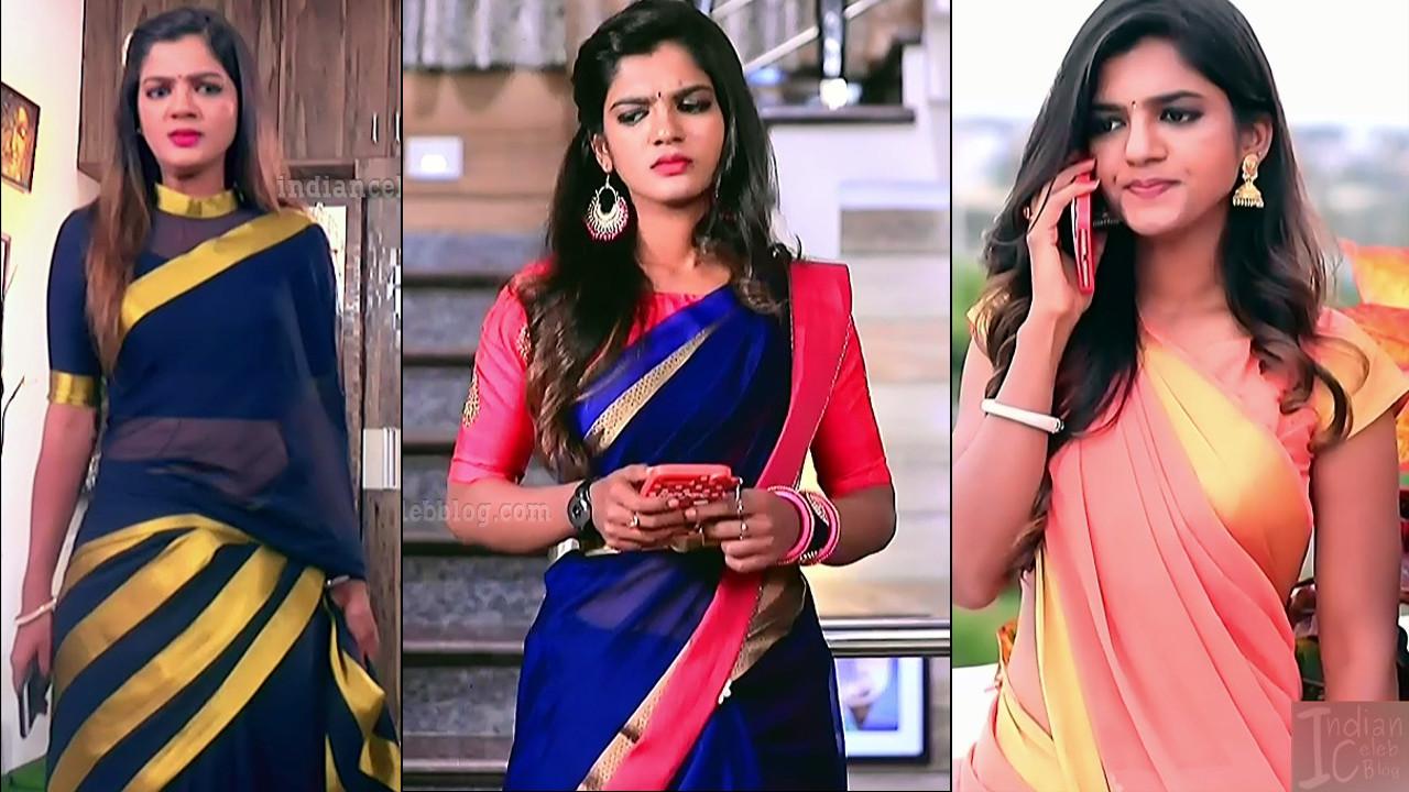 Kannada Serial actress Tapsee Satyam shivam SS1 11 Thumb