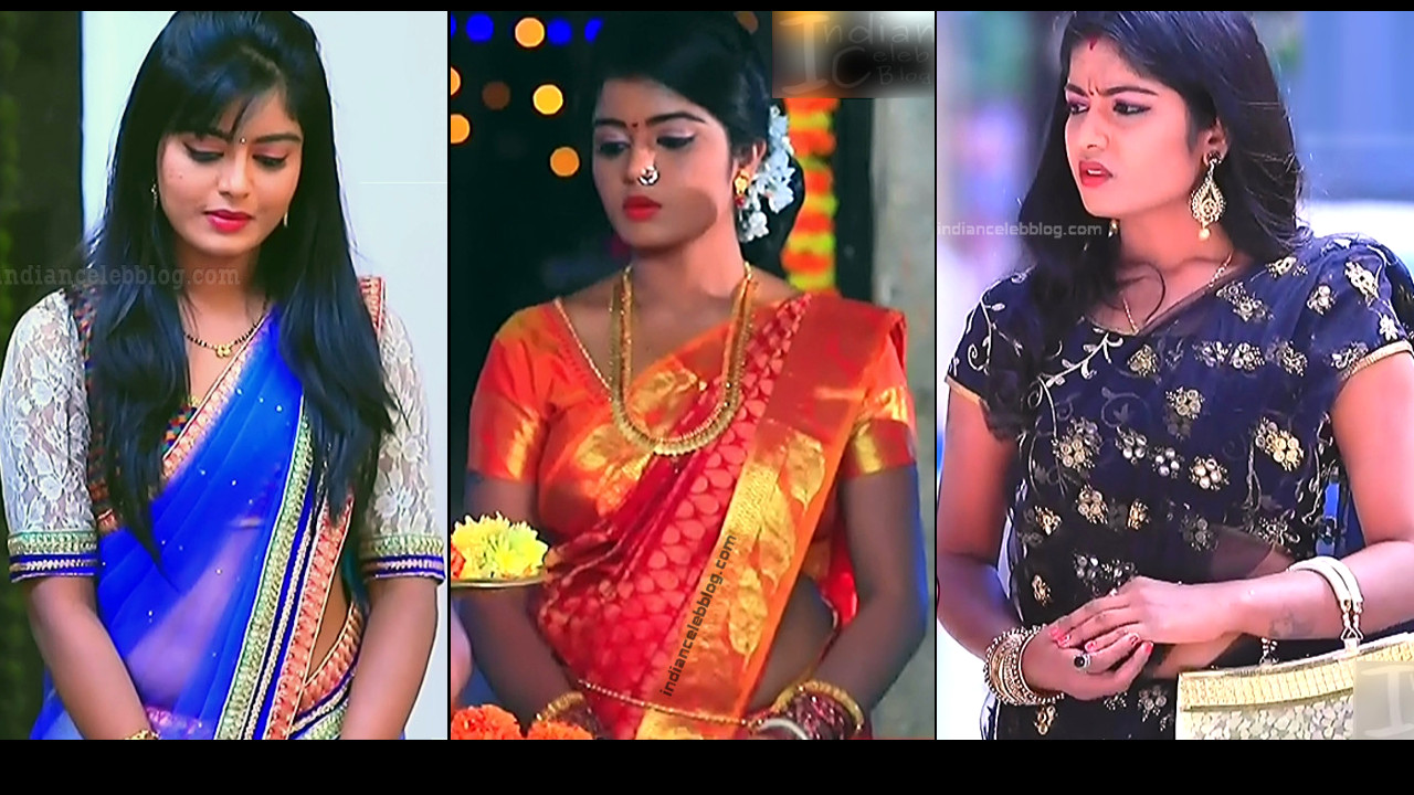 Kannada TV actress Kinnari S1 18 thumb