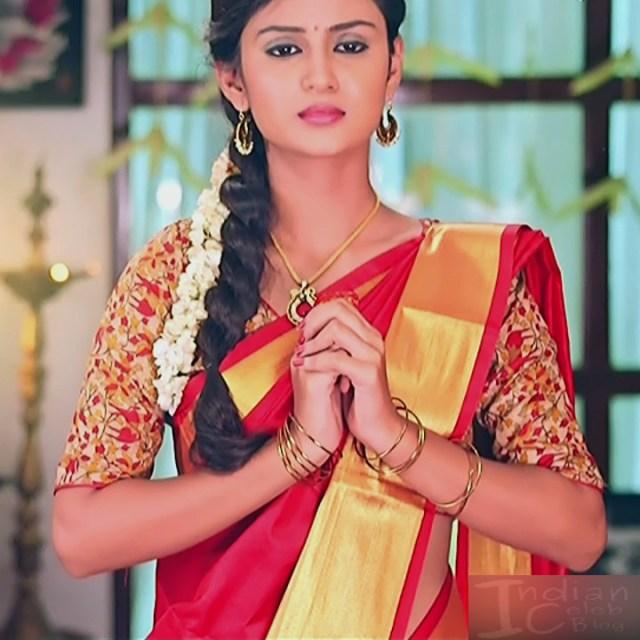 Kannada tv serial actress MiCmpl5 11 sari photo