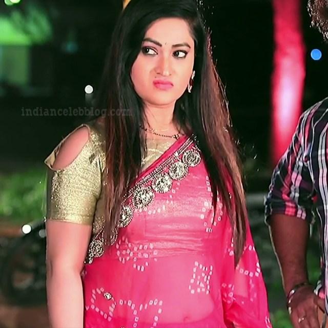 Kannada tv serial actress MiCmpl5 16 saree photo