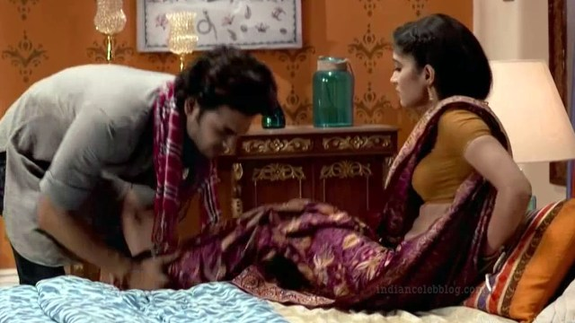 Shivangi joshi Hindi TV Celeb Begusarai S2 10 Sari pics