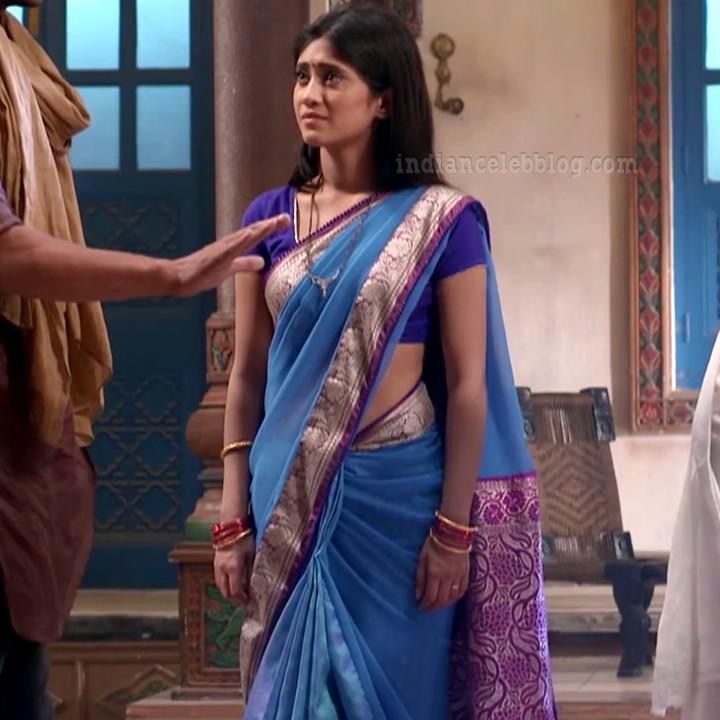 Shivangi joshi Hindi TV Celeb Begusarai S2 12 Sari caps