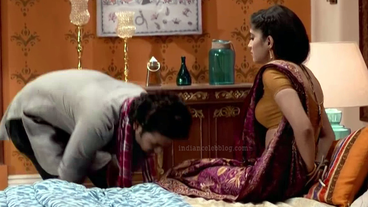 Shivangi joshi Hindi TV Celeb Begusarai S2 9 Sari pics