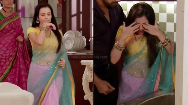 Shrenu parikh hindi tv actress CTS5 2 hot saree caps