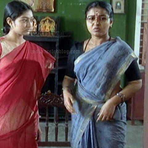 Siva Kavitha tamil tv actress aasai S1 11 saree photo