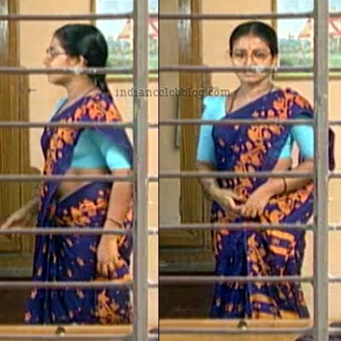 Siva Kavitha tamil tv actress aasai S1 6 sari pics